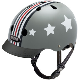 Nutcase Street Bike Helmet grey/colourful
